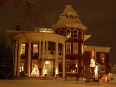 christmas in julian square parkersburg wv pictures | You can help us preserve the Julia-Ann Historic District for future ...