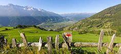 Wandern auf dem Vinschgauer Höhenweg
