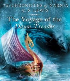 The voyage of the dawn treader- c.s.lewis
