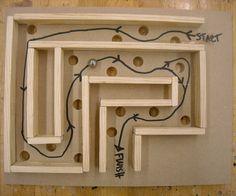 A Labyrinth Kids Can Make