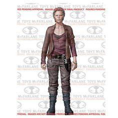 Figura Carol Peletier 13 cm. Serie 6. The Walking Dead. Mcfarlane Toys Espectacular figura articulada de Carol Peletier de 13 cm de la serie 6, fabricada en material de PVC y 100% oficial y licenciada perteneciente a la exitosa serie de TV The Walking Dead.
