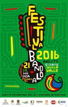 Festival Bandola: XXI años de Música al Viento. Sevilla, Valle del Cauca.