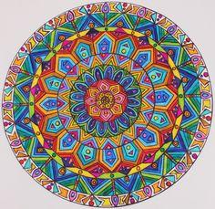 Mandalas Geometric