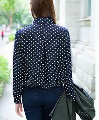 Картинки по запросу блузка горошек