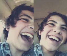 HIS SMILE! ♥♥♥