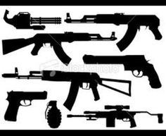 Guns guns guns...love them all.