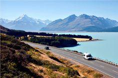 Busrundreisen in Neuseeland
