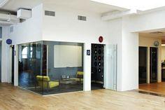 Foursquare Checks Into New Headquarters In SoHo, NYC - DesignTAXI.com