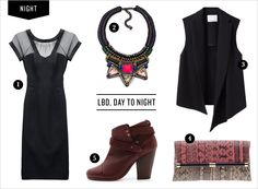 LBD, Day to Night | Rue