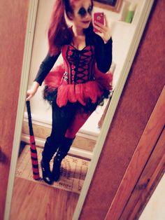 diy harley quinn costume - Google Search