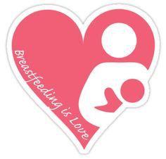 Breastfeeding is love