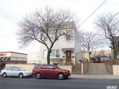 2-Family On Large Lot In Ridgewood: Approx 70 X 100' Irr Lot For Sale in Ridgewood, Queens, NY