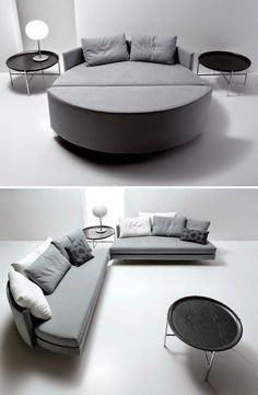 creative images furniture. 65 creative furniture ideas saba italia scoop tondo sofa bed the two images