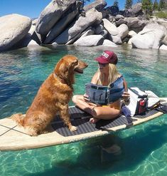 Read about paddle boarding with your dog. Stand Up Paddle Board, Paddle Board Yoga, Sup Boards, Paddle Boarding, Stand Up Paddling, Best Pictures Ever, Sup Yoga, Sup Surf, Dog Travel