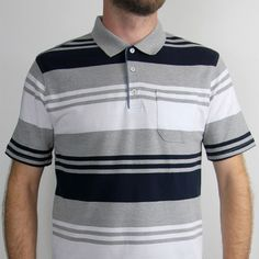 68833e173 A polo shirt is a perfect balance between casual and formal. It s formal  than a crew neck tee and casual than a dress shirt. Plain Short Sleeve Polo  Shirts ...
