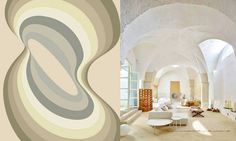ITALIANBARK - Interior Design Blog - Trend Forecasting Tender Is The Night, Italy Magazine, Blonde Wood, Famous Beaches, Green Furniture, Grey And Beige, Red Interiors, Color Trends, Design Trends