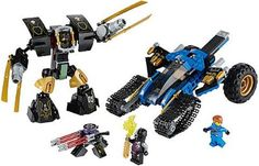 2014 New Lego Ninjago set.