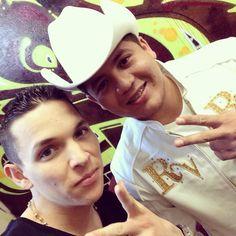 Remmy Valenzuela & Javier Rosas ;* My Bb's <33