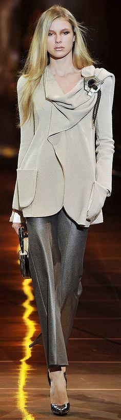 Armani Prive Fall Couture 2010