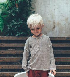 Gestreiftes Shirt mit Tasche-NEU-BABY JUNGEN | 3 Monate bis 4 Jahre-KINDER | ZARA Deutschland