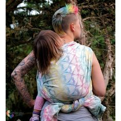 b8de4c8aa48 Yaro La Fleur Summer Rainbow Woven Wrap Hugs And Cuddles