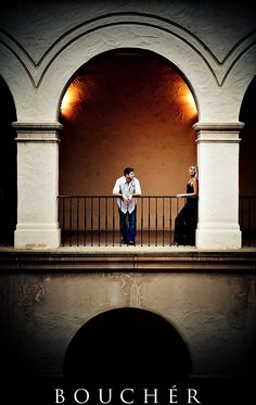 Sexy, Cool Engagement Shoot - Photos by Weston & Marissa Boucher of Bouchér Photography - boucherphotograph... - couples shoot, san diego engagement shoot