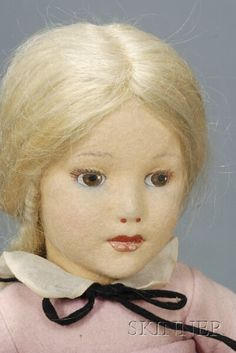 Lenci Felt Character Doll | Sale Number 2355, Lot Number 848 | Skinner Auctioneers