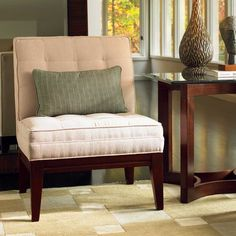Zacara Crosby Armless Chair by Lexington Home Brands