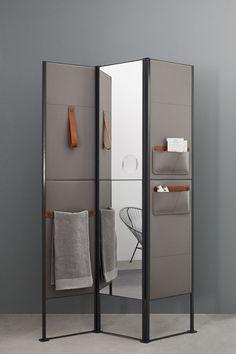 Best Room Divider Ideas and Trends Online Furniture, Home Furniture, Furniture Design, Diy Room Divider, Divider Ideas, Space Dividers, Interior Decorating, Interior Design, Screen Design