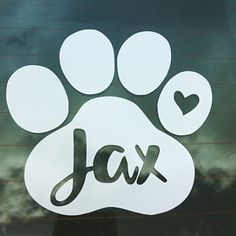 WickedGoodz Pink Paw Pitbull Mom Vinyl Decal Transfer Perfect Dog Owner Gift Pit Bull Bumper Sticker