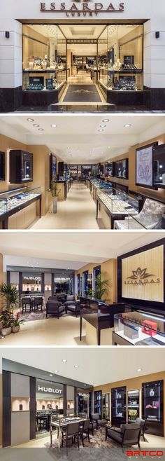 Artco Group Inc. Store Planners, Designers, and Manufacturers of Custom Millwork & Store Fixtures. Specializing in Jewelry Store Design & Fixtures