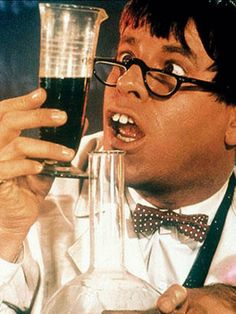 Jerry Lewis. The Nutty Professor