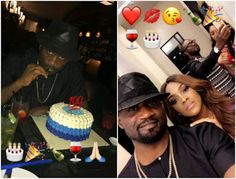 Checkout photos from Jude Okoyes 40th birthday dinner