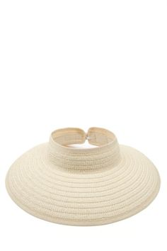 Add a down-to-earth vibe to your easy-going style – it all starts with our adventure-ready range of ladies accessories. Straw Visor, Women Accessories, Lady, Style, Fashion, Swag, Moda, Fashion Styles, Women's Accessories