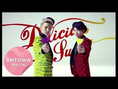 Delicious/ ToHeart/ Key (SHINee) and WooHyun (Infinite)