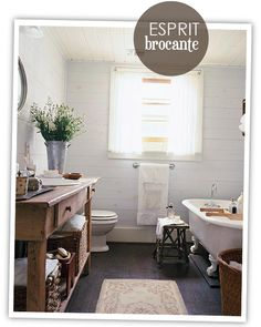 botte secrte salle de bain