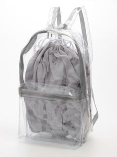 Transparent backpack unusual backpack design