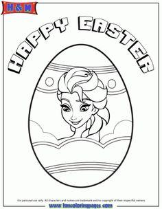 frozen coloring pages elsa | DISNEY FROZEN - Young Elsa ...
