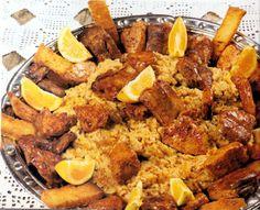 Migas à Alentejana - Gastronomia de Portugal