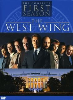 The West Wing- Smart television!  Best tv show ever!!