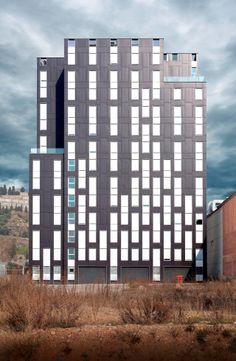 Edificio de Viviendas Dotacionales para Jóvenes_5