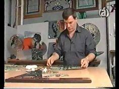 ▶ Vitrofusion - Miguel Diez - Glass Fusing - Arte - Parte 2 - YouTube