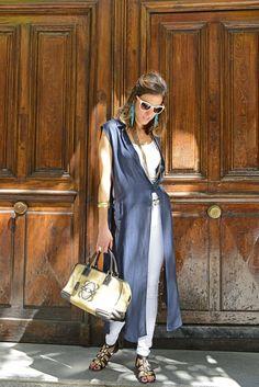 #ethnic-chic #outfit #look #style #streetstyle #amazona #loewe #itbag #fashion #thehighville