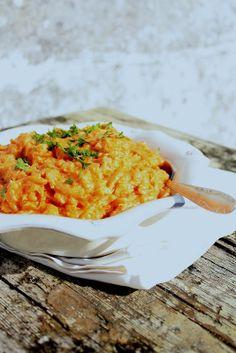 Pratos e Travessas: Açorda de bacalhau | Food, photography and stories