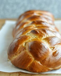 The kitchn/ how to make challah bread.  Easy to follow and came out nicely!