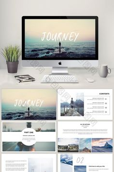 Watercolor 2018 business plan ppt templateee download at pikbest simple nature western style magazine travel ppt template free download pikbest ppt powerpoint toneelgroepblik Image collections