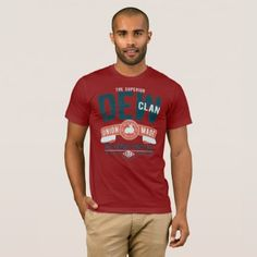 Trendy Dew Clan Superior Gear Brand T-Shirt - diy cyo customize create your own personalize