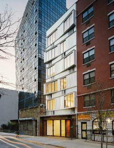 Switch Building op Manhattan door nArchitects - alle projecten - projecten - de Architect
