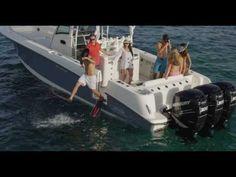 Boston Whaler 350 Outrage - YouTube