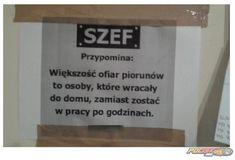 Szef dowcipniś... www.pocisk.org